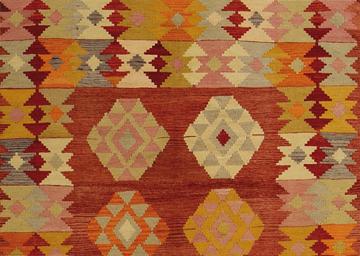 Tappeti Kilim Moderni : Tappeto tappeto kilim turchi boemia moderni di turkishkilimrug